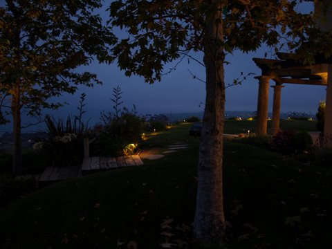 camarillo landscape lighting pathways