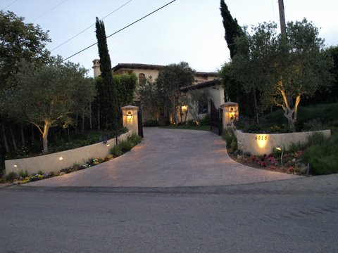 camarillo landscape lighting exterior lighting