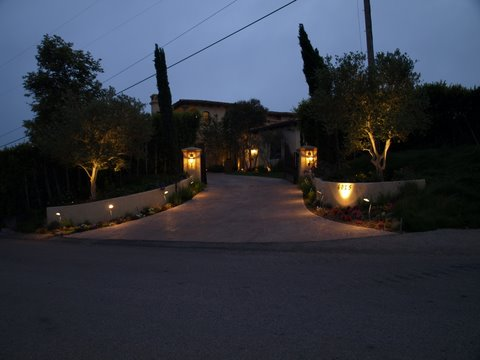 camarillo landscape lighting fixtures