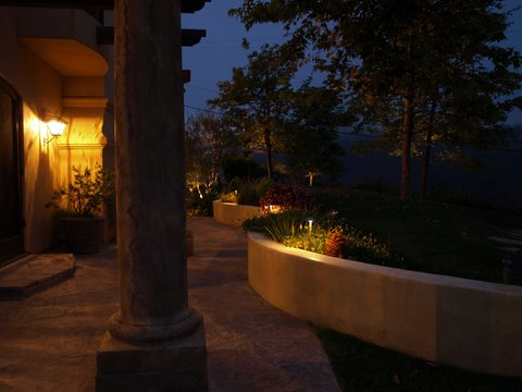 camarillo landscape lighting pathway